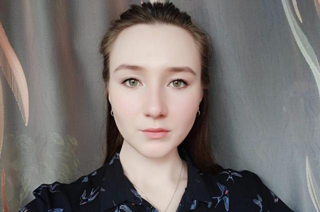 Полина Протопопова.