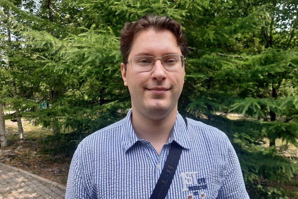 Алексей Каменчуков