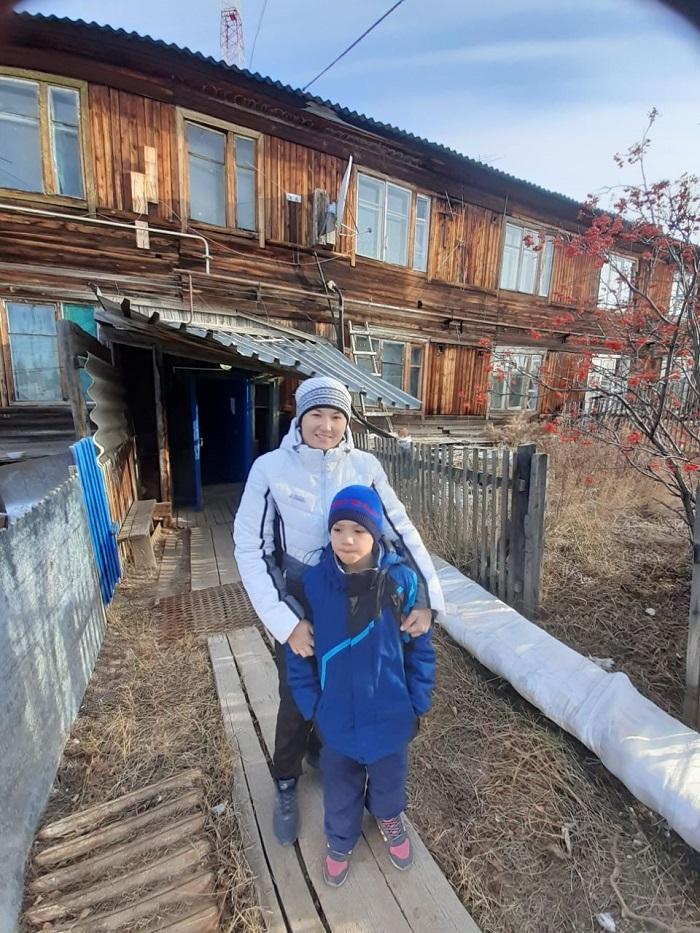 Обрести собственное жилье Настя сможет в 2021 году