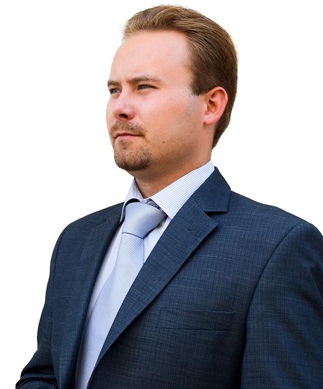 Кандидат от ЛДПР Дмитрий Иванов
