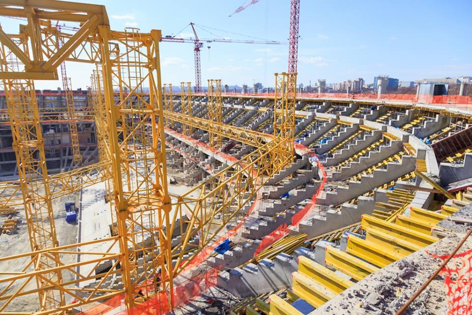 Стадион, Ростов-Арена