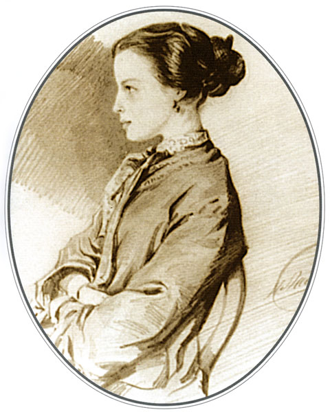 Наталья Пушкина слыла настоящей красавицей.