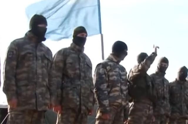 Батальон Ислямова