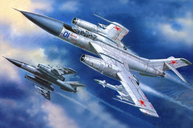 Самолёты Як-28П