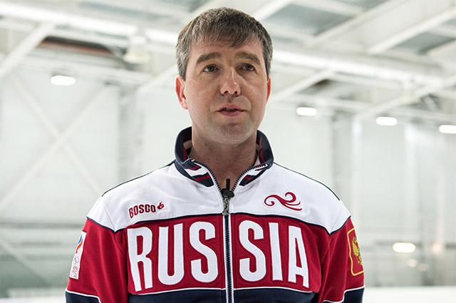 Урманов стал наставников для олимпийской чемпионки Липницкой.