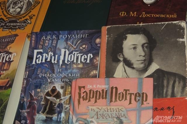 Депутат предлагает изучать книги Джоан Роулинг наравне с классикой.