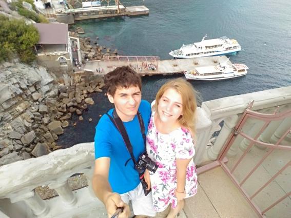 Медовый месяц в Крыму - разве не такой должна быть мечта?