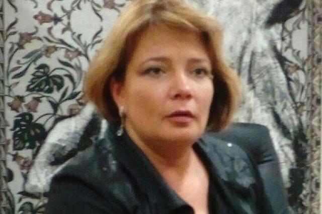 Ольга Сергеевна Нечаева.
