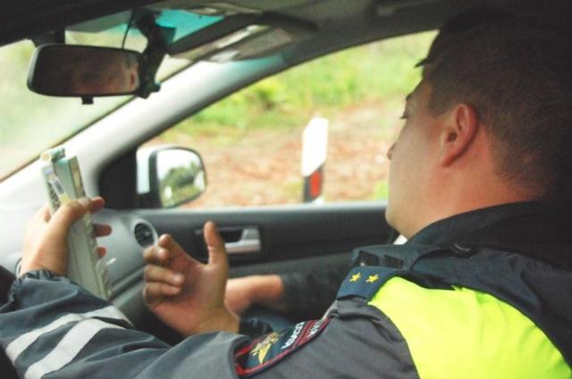 Пьян ли водитель, определит алкотестер или экспертиза.