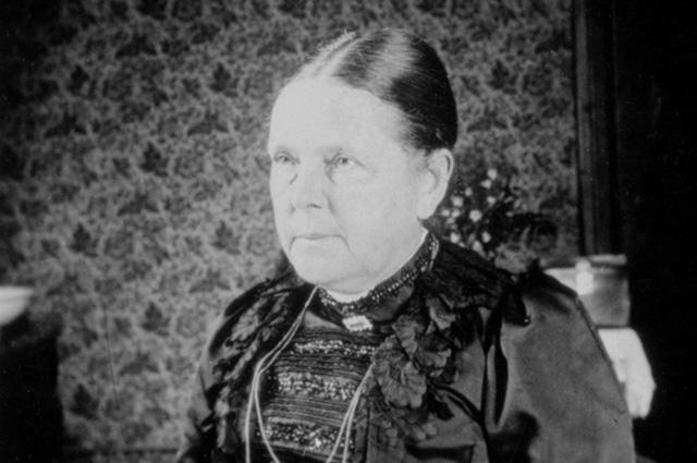 Фрау Рентген, жена Вильгельма Конрада Рентгена
