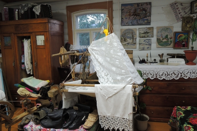 Большинство экспонатов в музей приносят местные жители.