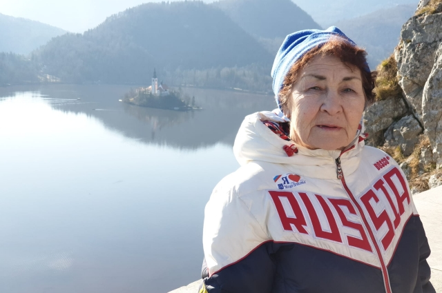 Озеро Блед - одно из самых красивых уголков Земли.