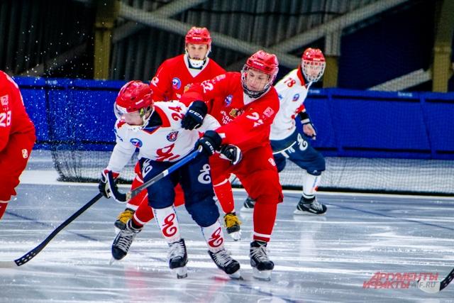 Кубок России по хоккею с мячом