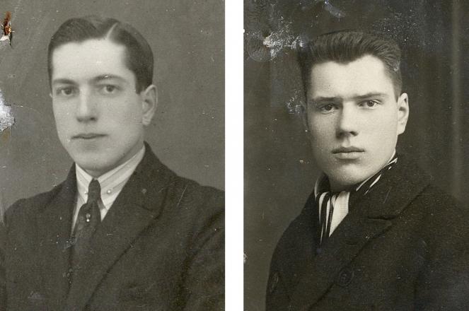 Антон и Бронислав Габриловичи — единственные точно установленные участники нападения.