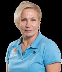 Тренер Ольга Шунейкина.