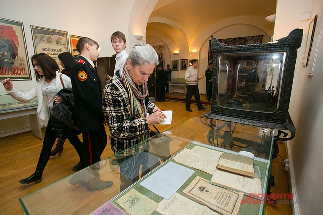 Первая мировая война, фотовыставка, Казань, Нацмузей РТ
