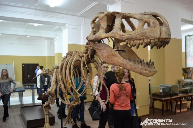 Пик заинтересованности детей динозаврами - шестой класс.