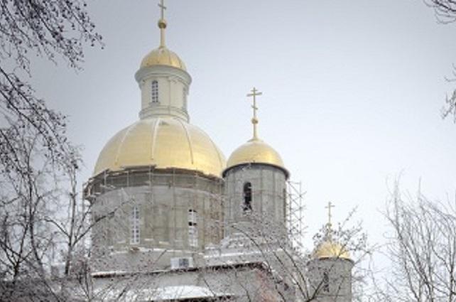 Спасский собор - главная стройка Пензы.