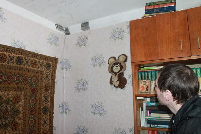 В квартире Натальи Сурженко.