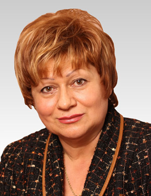 Валентина Афонькина.