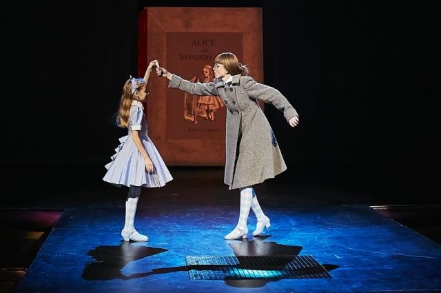 Среди театралов Красноярска уже появилась традиция - ходить на