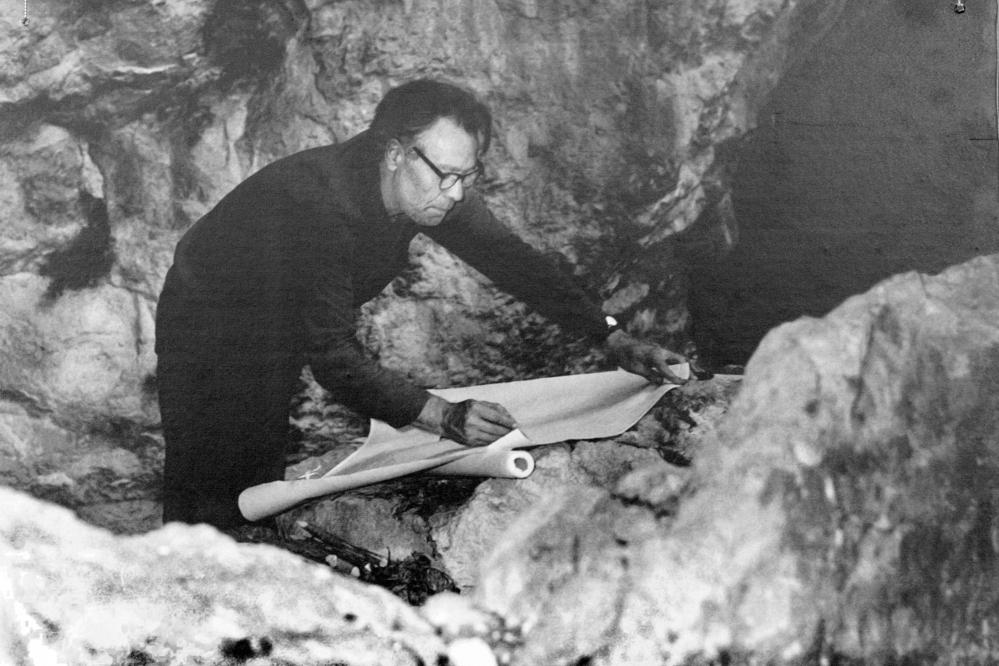 Археолог Пшимаф Аутлев.