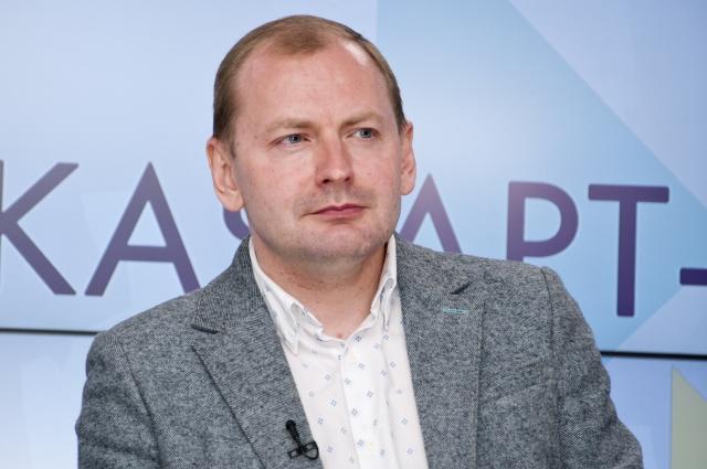 Владимир Компанейщиков не первый раз участвует в креативных городских проектах.