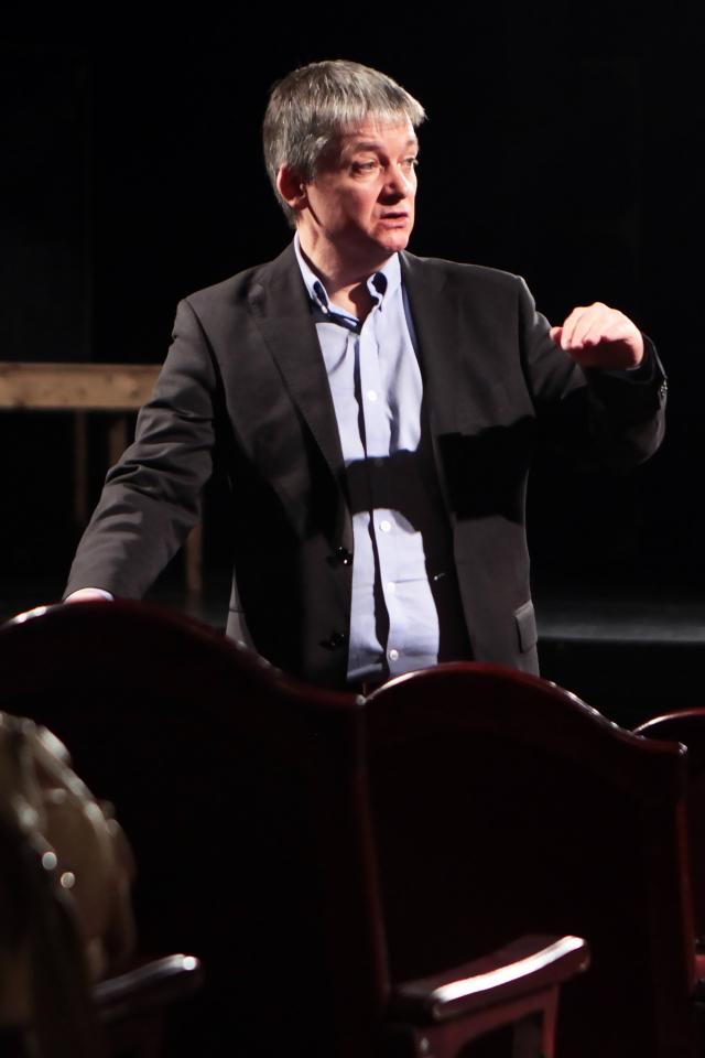 Андрей Лобанов рассказал о новом театральном сезоне.