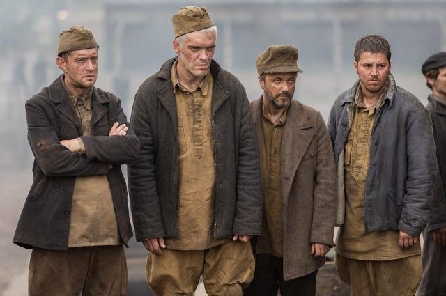 Съемки фильма проходили в Литве и длились три месяца.