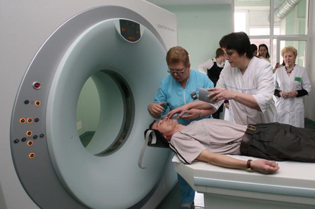 Современное медицинское оборудование не обходится без российских деталей