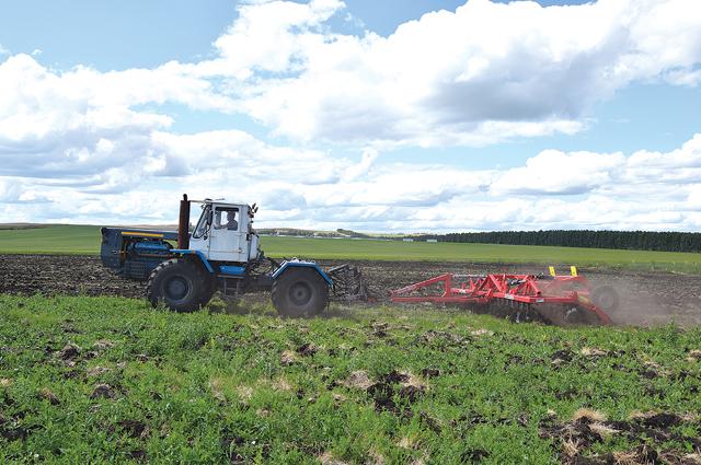 Технология «No-Till» предполагает минимальную обработку почвы.
