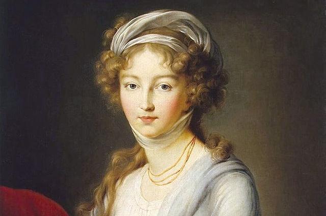 До связи с Алексеем Охотниковым у императрицы был роман с Адамом Чарторыйским.