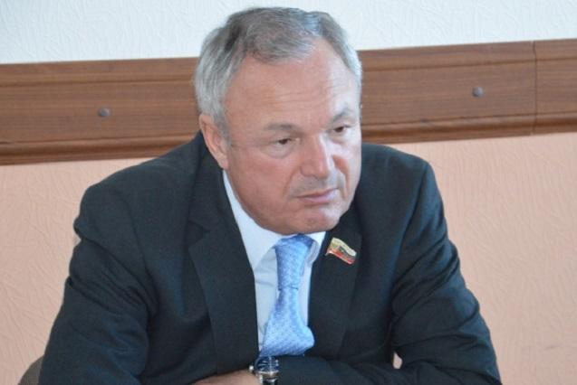 кандидат в губернаторы Пензенской области Жиганша Туктаров