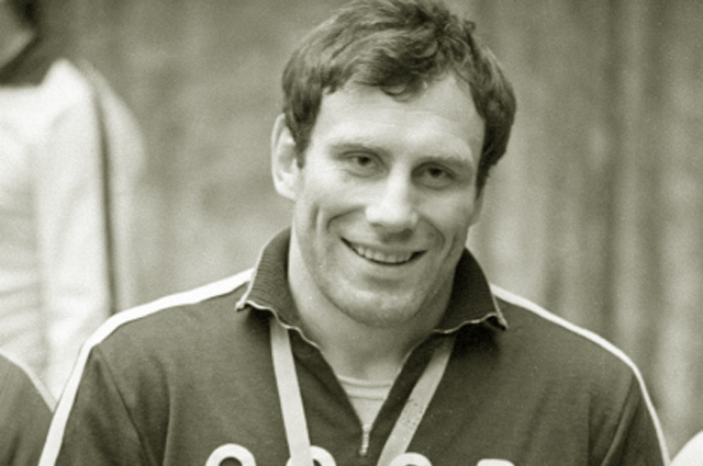 Николай Балбошин. 1976 год