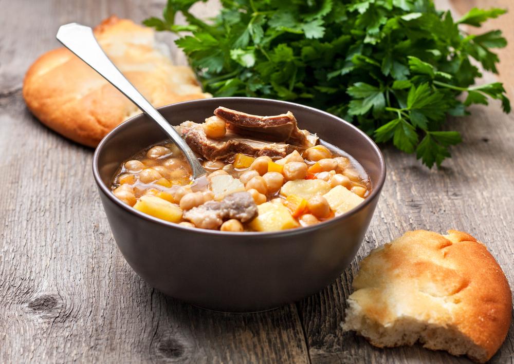 Исландский суп из баранины