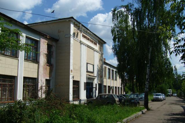 Казанская киностудия в 2009 году.
