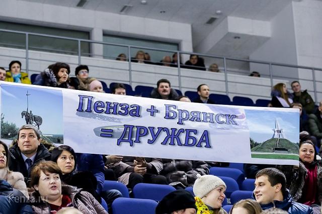 Пенза-Брянск