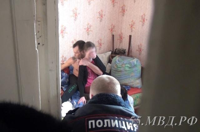 Во время освобождения девочка не пострадала.