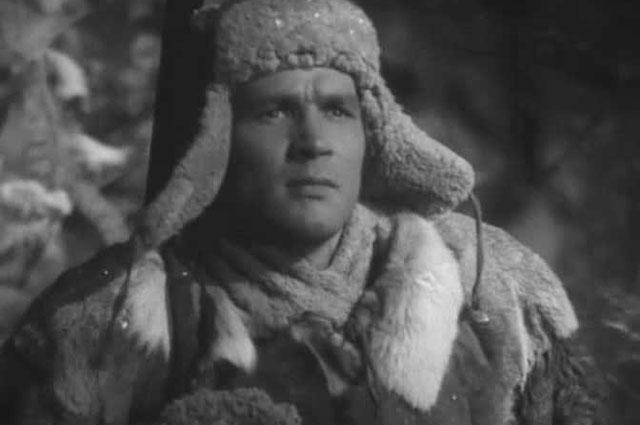 Всеволод Санаев в филмье «Алмазы», 1947 г.