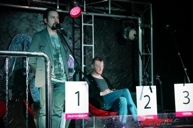 Титул поэтической столицы Урала завоевала команда Екатеринбурга.