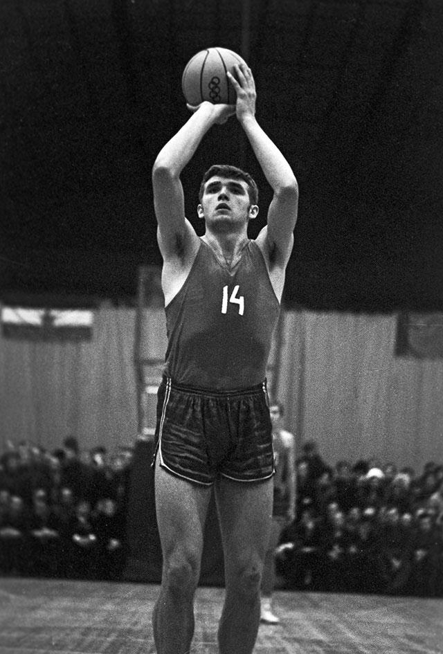 Александр Белов. 1971 г.