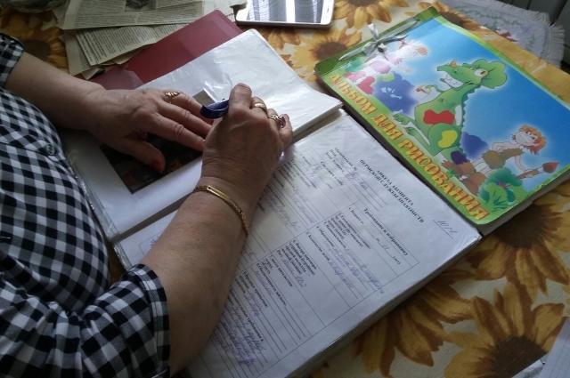 А в картотеке у пермской свахи отражены все нюансы жизни клиента.