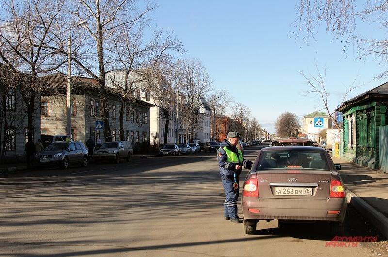Пешеходов, по мнению инспекторов, стали пропускать только после увеличения штрафов