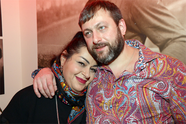 Мариам и Армен Мерабовы.
