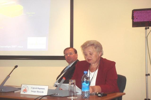 Наталья Касаткина.