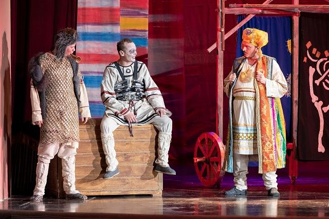фестиваль театров малых городов «КаМский»