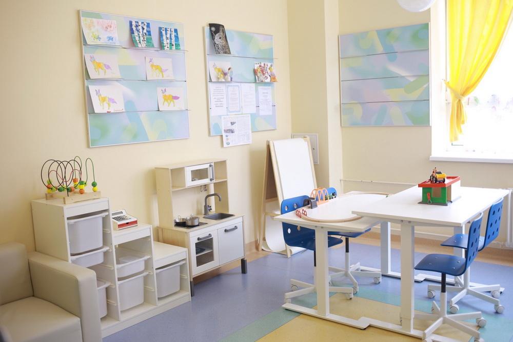 В условиях, приближенных к домашним, проходить длительное лечение легче.