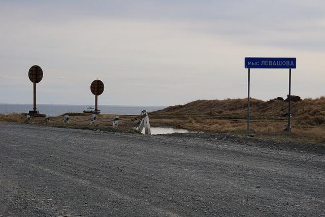Порт планируют построить на мысе Левашова.