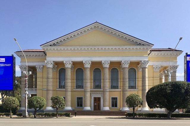 ставрополь библиотека лермонтова площадь ленина