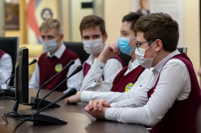 Участники профориентационного проекта побывали в гостях у атомщиков.